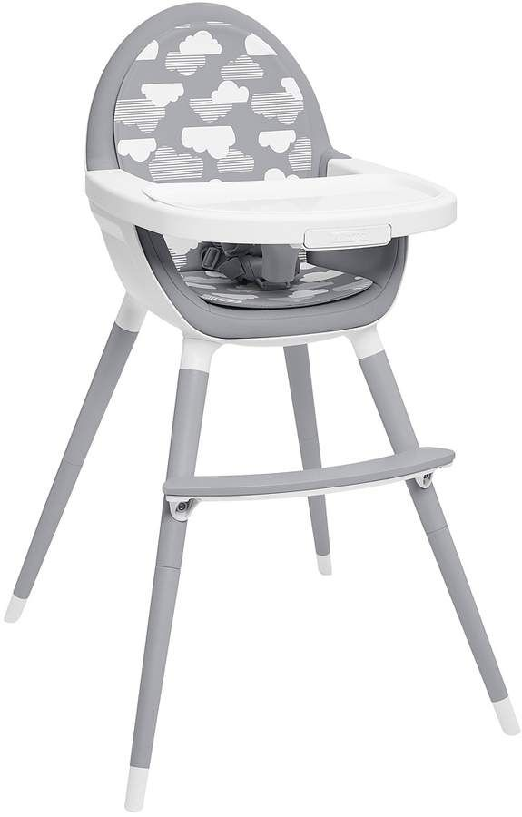 high chair with accessories vintage wicker chairs tuo convertible travel converts modern