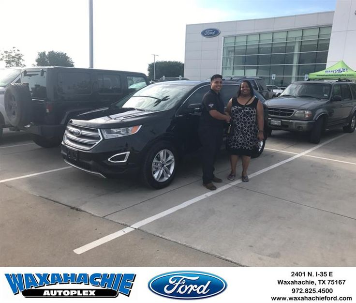 Waxahachie Ford Customer Review  Hello, I definitely give Waxahachie Ford 5 Stars, from the beginning Bethanie was very courteous when I initially spoke with her regarding purchasing a new vehicle.  She assured me that she would have a sales representative speak with me and give me any and all information that was possible needed in my decision making.  JC was that rep., that walked me through everything, such as what I was looking for, what price range I was looking for etc., I was never…