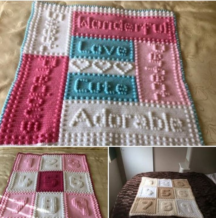 Love my knitting and crochet. Have been doing lots of these bobble blankets recently. Looking forward to seeing all your work Catherine Gray