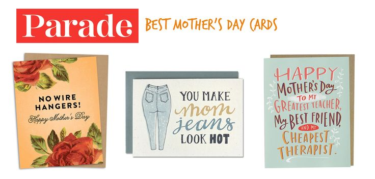Best Mother's Day Cards Round-Up