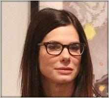 Sandra Bullock | Famous Four-Eyes | Pinterest Sandra Bullock