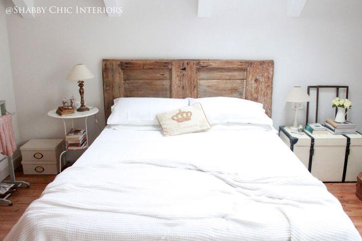 Shabby Chic Interiors: La mia camera da letto