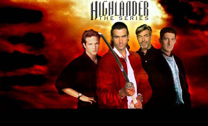 Highlander The Series Cast