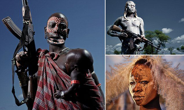 Ethiopian tribes are being influenced by the outside world | Daily Mail Online