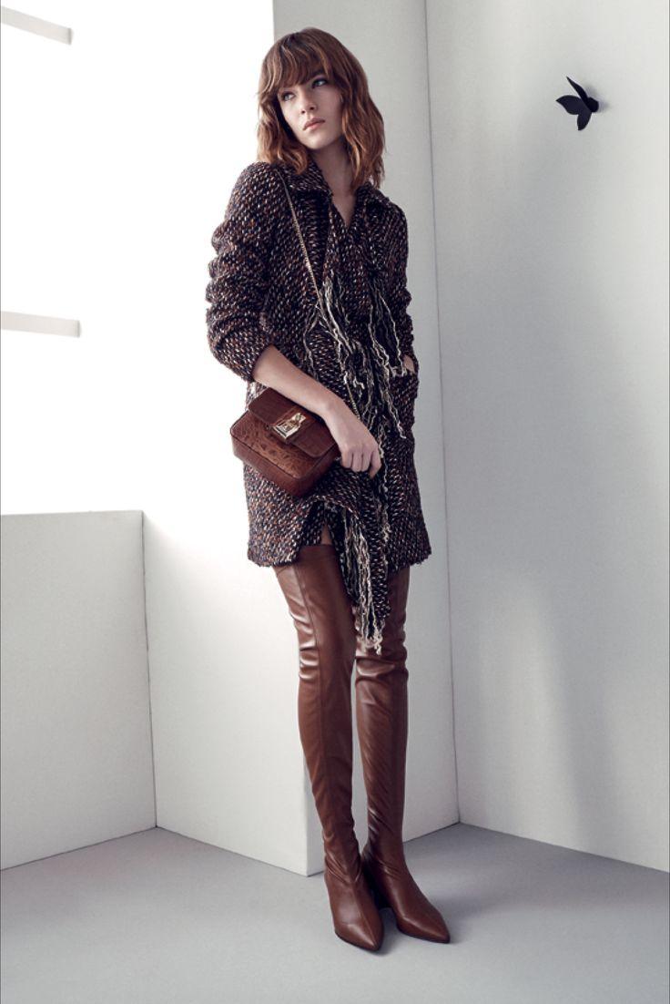 Patrizia Pepe Milano - Collections Fall Winter 2016-17 - Shows - Vogue.it