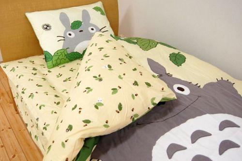 totoro sheet set.Kids Beds, Sheet Sets, Kids Room, Daughters Room, Totoro Beds, Children, Beds Sheet, Beds Linens, Beds Sets