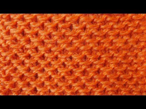 Красивый узор КАЛЬЧУГА спицами  от Татьяна Фефелова » Мастерю - все своими руками