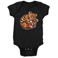 Rolli Polli Tiger Baby Bodysuit