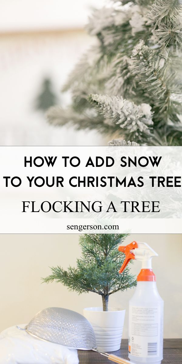 Ultimate Guide On How To Flock A Christmas Tree Fake Christmas Trees Fake Christmas Tree Diy Flocked Artificial Christmas Trees