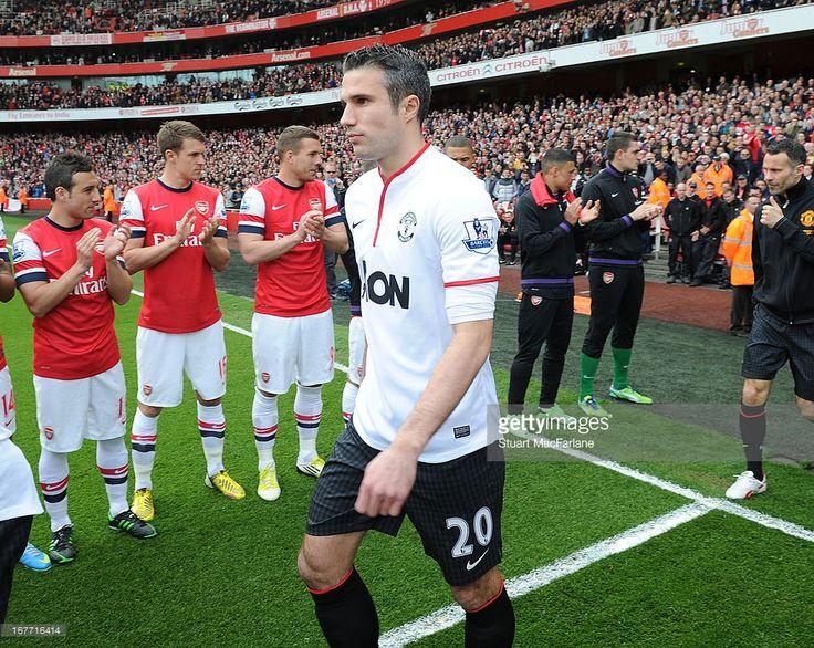 RVP9  Arsenal 2004–2012, Manu 2012-2015  #Arsenal #Manchester #United #RVP #Robin #van #Persie