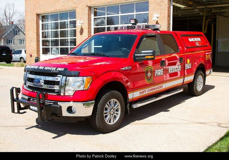 F-150 Fire Rescue EMS | 1/2 : 1 Ton Brush, Utility and ...