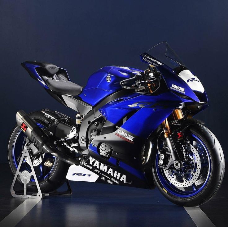 2017 Yamaha R6 Race Ready