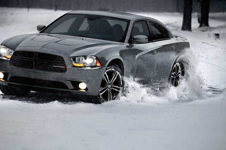 Dodge Charger AWD Sport 2013
