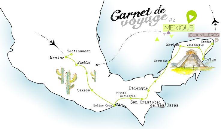Road-trip au Mexique