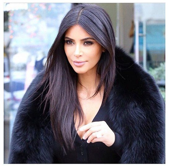 Kim Kardashian's New Lob Dominated at the Grammys: Kim Kardashian has been making headlines frequently this week due to her provocative magazine spreads, but she's balanced that move with a short new haircut.