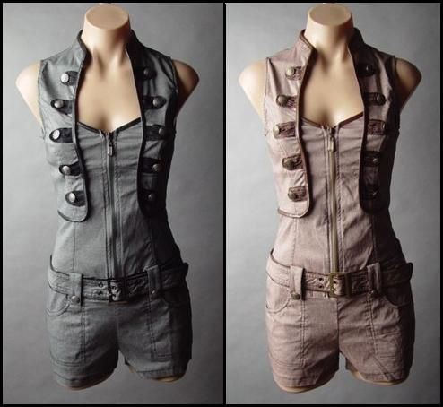 Steampunk romper?  I think yes. https://bellanblue.com/collections/new