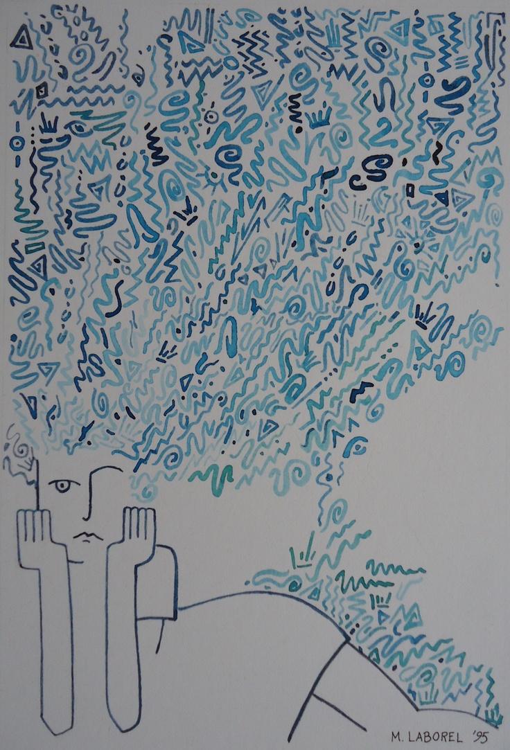 Acuarela líquida.  mlaborel.blogspot.com.es