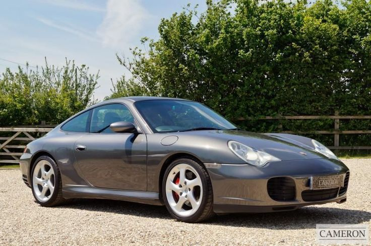 PORSCHE 911 MK 996 996 Carrera 4 S Coupe 2002 Petrol Manual in Grey | eBay