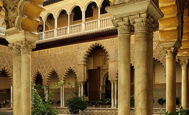 Sevilla in Sevilla, Andalucía Spain
