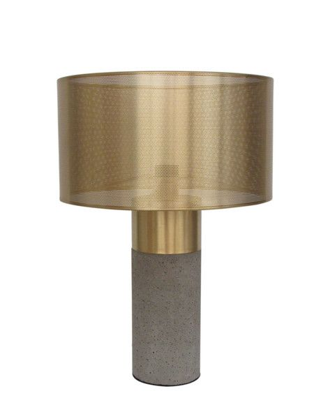 See what our Padders love: Durie Bolo Tapered Lamp with Brass Shade only at Complete Pad | furniture store Australia http://ift.tt/1Uh1Qcu