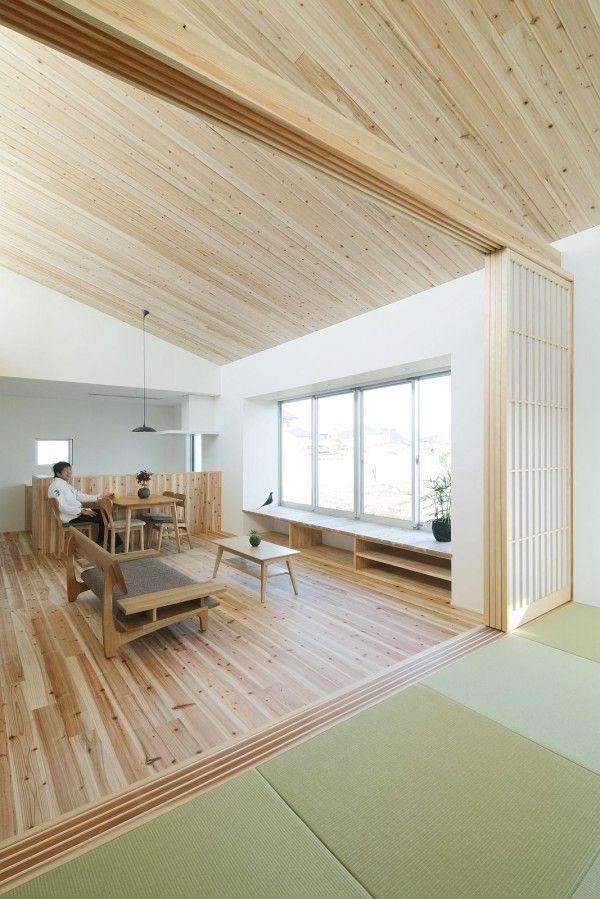 Minimalist 778 Sq. Ft. Japanese Family Small House Photo