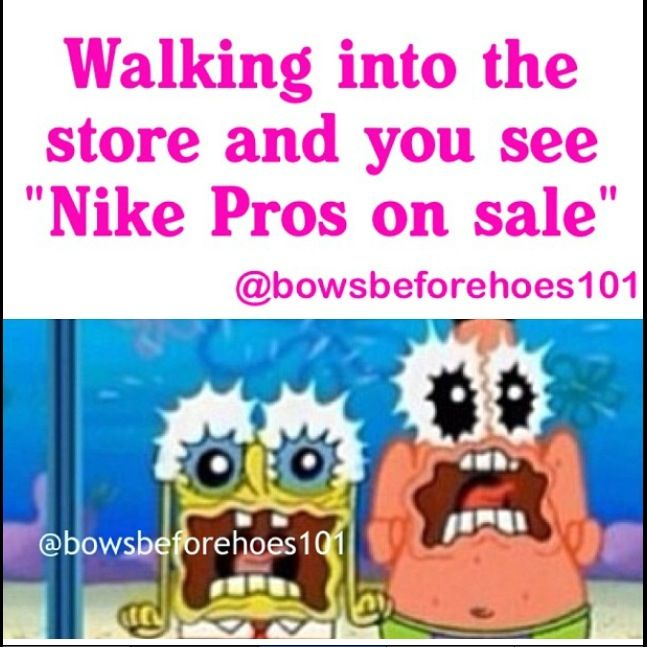 Which is like ALWAYS  (with other shoes though)