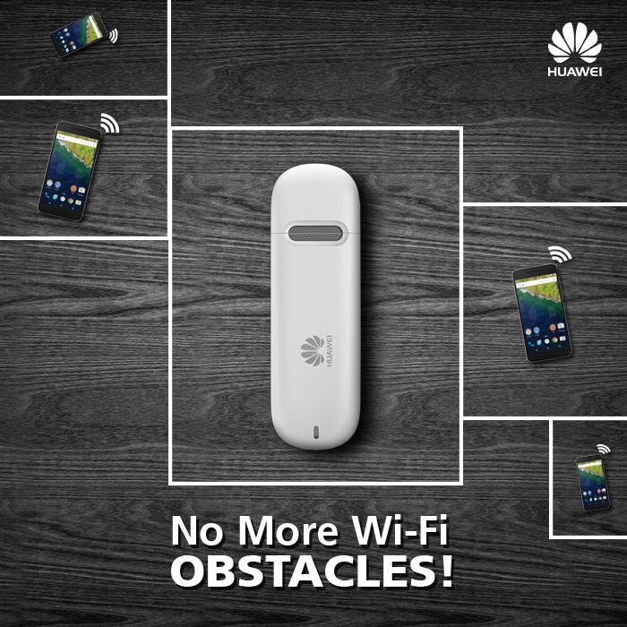 Access uninterrupted connectivity even in weak signal strength areas with the Laptopi-Fi E303FH/I ! #laptopifi #makeitpossible  Click to read