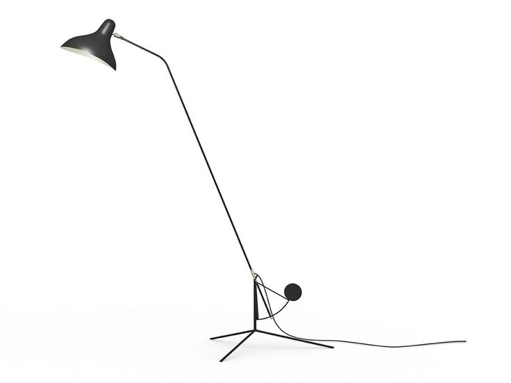 Download the catalogue and request prices of Bs1 By dcw éditions, adjustable floor lamp design Bernard Schottlander, lampe b.schottlander Collection