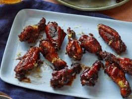 Cooking Channel serves up this Balsamic Chicken Wings recipe from Chuck Hughes plus many other recipes at CookingChannelTV.com