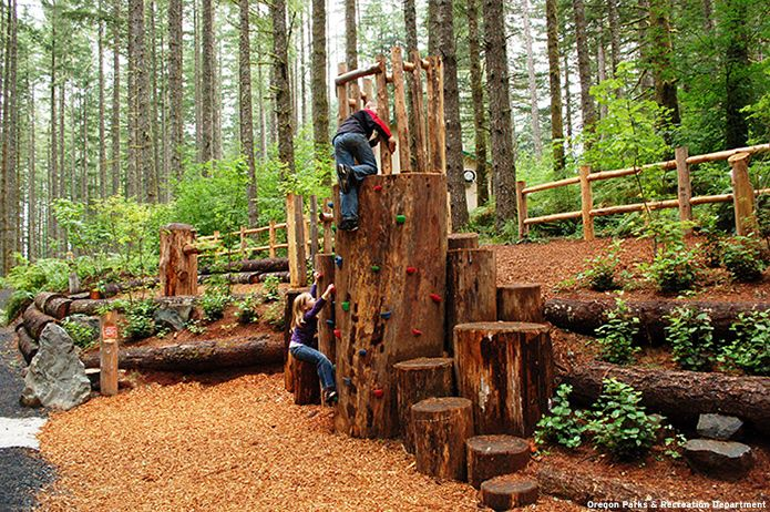 "For the natural playground- ""Creating and Managing Places Where Children Engage with Nature"""