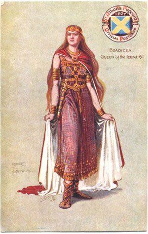 Boudicea Victoria Warrior Icenea Britain , my 68th GGM - View media - Ancestry.com