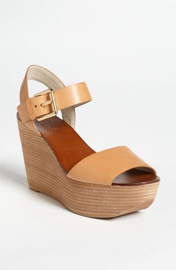 Currently obsessed with platform wedges! These are the perfect shoe for day or night!