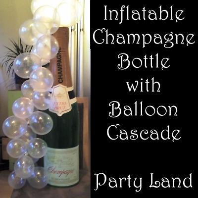 Pinterest for Champagne balloon wall