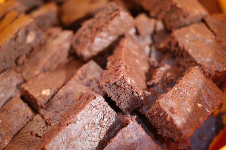 Čokoládové brownies recepty česky