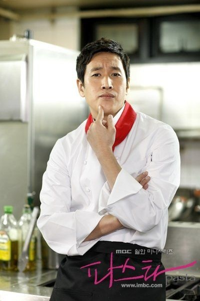 Lee Sun-Gyun.  If you've never heard his voice, you must.  I literally would listen to him read the phone book.  In Korean.