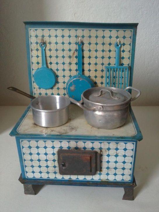 Speelgoed Keuken Marktplaats : Dollhouse Stove Kits