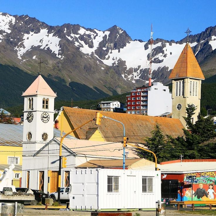 The southernmost city in the world. #ushuaia #argentina  Discover this incredible destination in Nicoliene's tailored travel guide in the #favoroute app