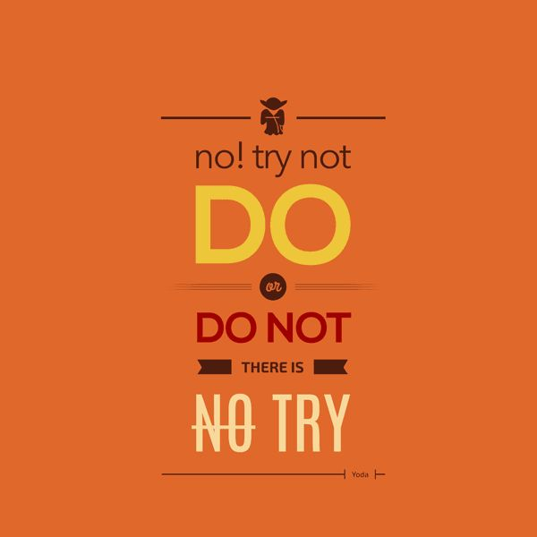 Citation de Yoda Navdeep Raj   >Well Said