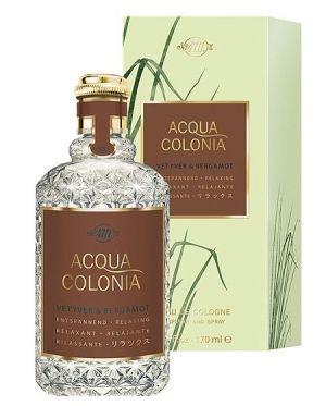 4711 Acqua Colonia Vetyver & Bergamot Maurer & Wirtz for women and men
