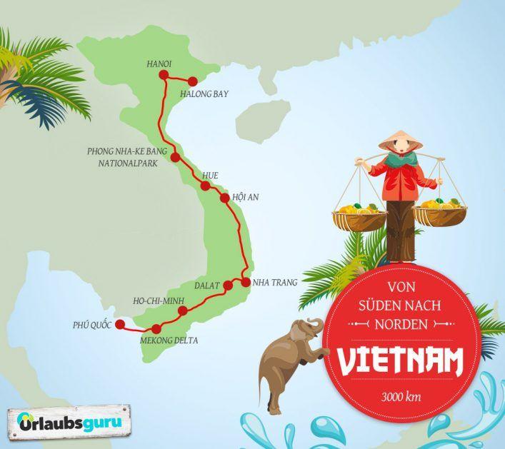 Nützliche Tipps für eure Vietnam Rundreise