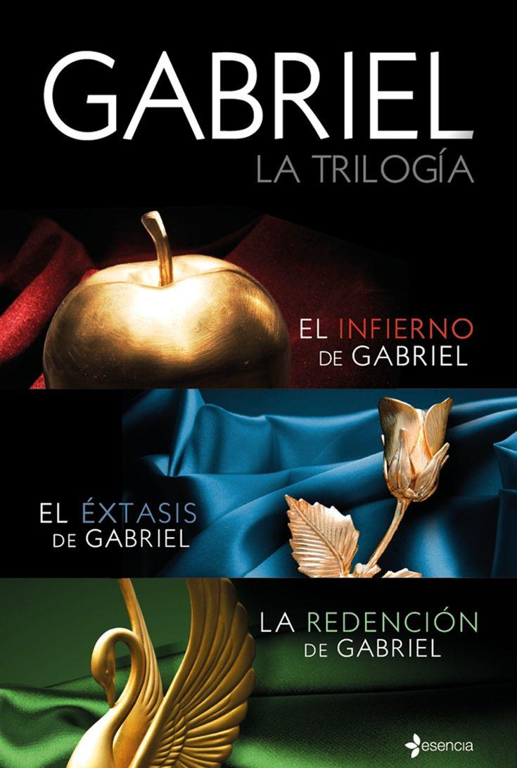 Gabriel, la trilogía (pack), de Sylvain Reynard. La mejor trilogía erótica del año en Estados Unidos reunida para poder disfrutarla de principio a fin