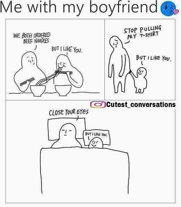 Www Couplestar Com Lovequotes Lovers Boyfriend Funny Memes Little Memes My Boyfriend