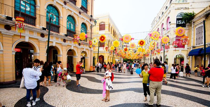Macao – a visitor's guide