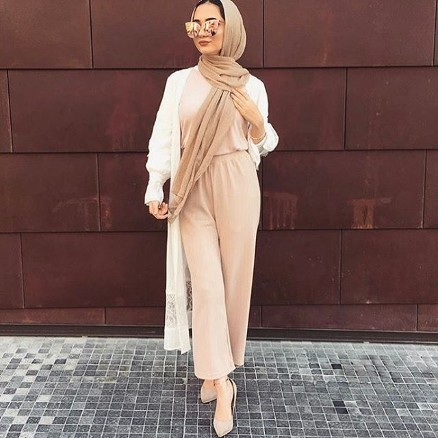 Simple modesty