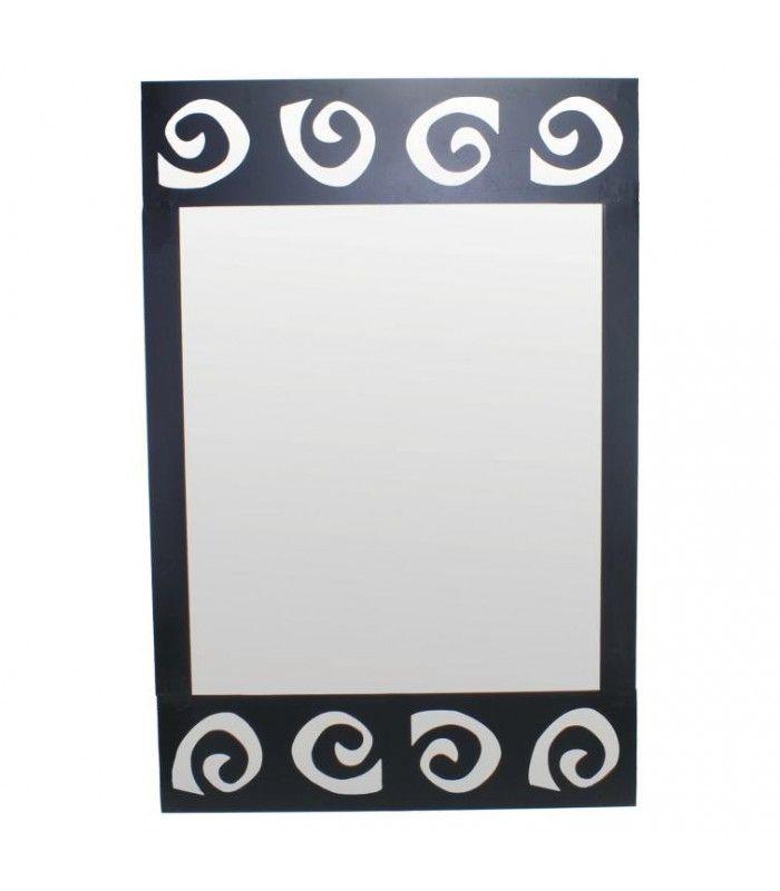 Juegos De Baño Urrea:Espejos de baño, accesorios baño serie 44 acabado color negro