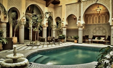 Fès Stay with Breakfast Fès: 1 to 7 Nights for Two with Breakfast, 20% Off Spa Treatments and 25% Off Meal at Riad Salam Fes  >> BUY & SAVE Now!  Check more at http://nationaldeal.co.uk/fes-stay-with-breakfast/