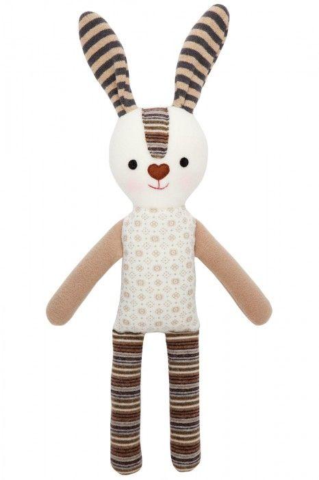 Neutral Stripe Rabbit