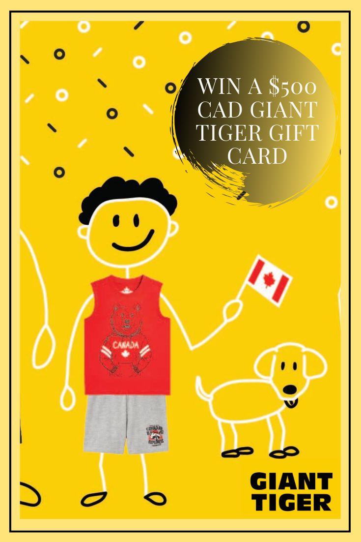 Contest giant tiger tiger gifts gift card cards