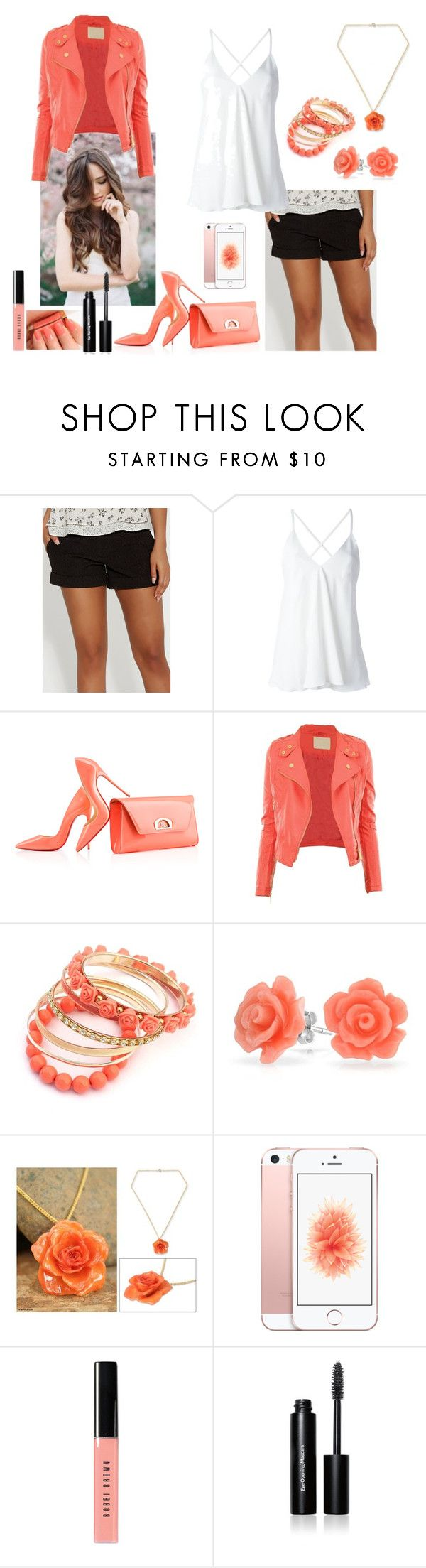 """Time for us to become one. - Czas dla nas aby stać się jednym"" by katrinamil on Polyvore featuring moda, maurices, Dondup, Christian Louboutin, Bling Jewelry, NOVICA, Bobbi Brown Cosmetics i Tom Ford"