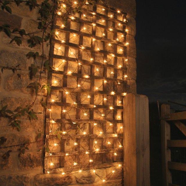Christmas House Lighting Ideas. Outdoor Fairy ...